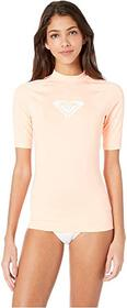 Roxy Whole Hearted Short Sleeve Rashguard