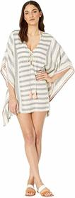 Michael Stars Jill Lace-Up Cover-Up