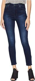 Lucky Brand Bridgette High-Rise Skinny Jeans in Fa