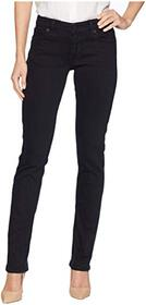 Lucky Brand Sweet Mid-Rise Straight Jeans in Porta