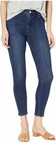 J Brand Alana High-Rise Crop Skinny in Fix