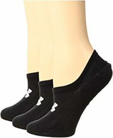 Under Armour UA Essential Ultra Low 3-Pack