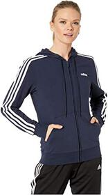 adidas Essential 3-Stripes Full Zip Hoodie