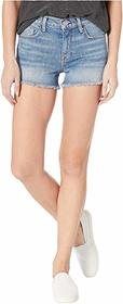 7 For All Mankind Cut Off Shorts in Desert Oasis