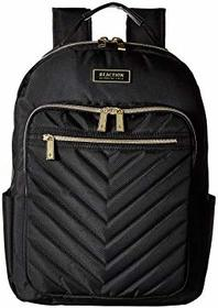 Kenneth Cole Reaction Polyester Twill Chevron Back