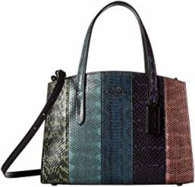 COACH Ombre Snake Charlie 28 Carryall