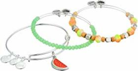 Alex and Ani Color Infusion One in a Melon Bracele