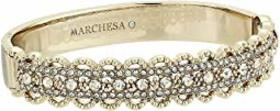 Marchesa Filagree Bangle Bracelet