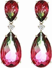 Nina Double Drop Clip Earrings