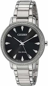 Citizen Watches FE7040-53E Silhouette Crystal