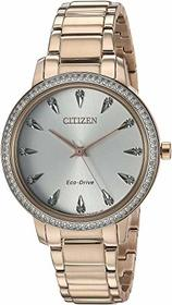 Citizen Watches FE7043-55A Silhouette Crystal