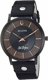 "Bulova ""We Are Family"" Le Freak - Nile Rodgers - 9"