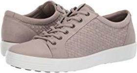 ECCO Soft 7 Plaited Lace-Up