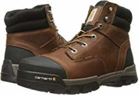 "Carhartt 6"" Ground Force Waterproof Non-Safety Toe"
