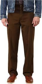 Dockers Comfort Khaki Stretch Relaxed Fit Flat Fro