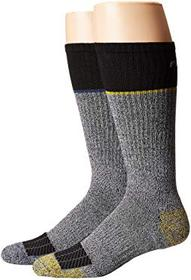 Carhartt Force Performance Steel Toe Crew Socks 2-