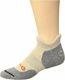 Merrell Dual Tab Trail Runner Sock