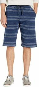Tommy Bahama French Terry Striped Shorts