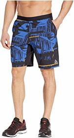 Reebok Speed Shorts All Over Print