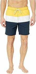 Nautica Tri-Block Swim Trunk