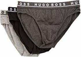 BOSS Hugo Boss Brief 3-Pack CO/EL 10146061 01