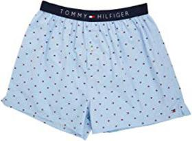 Tommy Hilfiger Woven Boxer Micro Flag