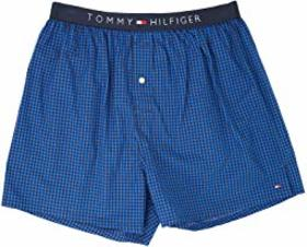 Tommy Hilfiger Woven Boxer Core