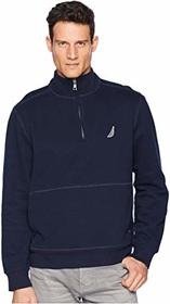 Nautica Fleece Basic 1/4 Zip Knit Active
