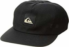 Quiksilver 50th Gold Snapback