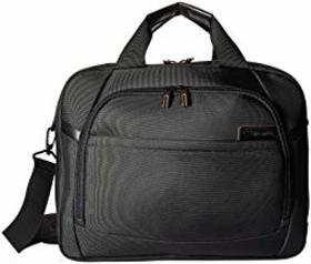 "Samsonite PRO 4 DLX 15.6"" Laptop Two Gusset Brief"