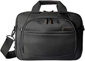 "Samsonite PRO 4 DLX 15.6"" Laptop Slim Brief"