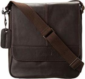 Kenneth Cole Reaction Columbian Leather Vertical F