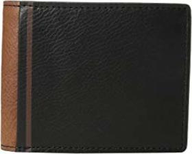 Fossil Jerome Bifold with Flip ID
