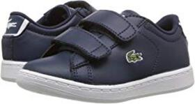 Lacoste Kids Carnaby Evo H&L (Toddler/Little Kid)
