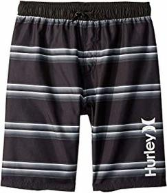 Hurley Kids Serape Volley Pull-On Swim Shorts (Big
