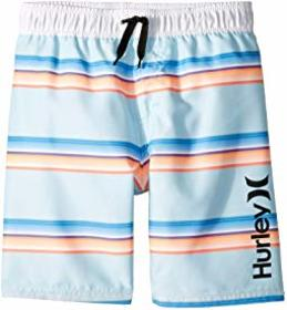 Hurley Kids Serape Volley Pull-On Swim Shorts (Tod