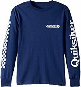Quiksilver Kids Check It Long Sleeve Shirt (Toddle