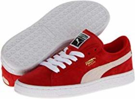 Puma Kids Suede Jr (Big Kid)