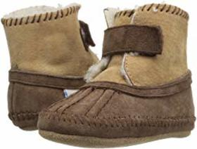 Robeez Galway Cozy Bootie Soft Sole (Infant/Toddle