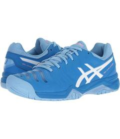 ASICS Electric Blue/White