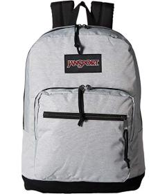JanSport Grey Heathered Poly