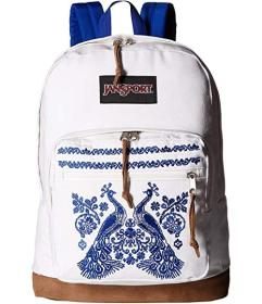 JanSport Peacock Plumes