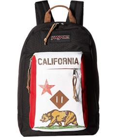 JanSport Red New California Republic