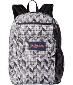 JanSport Black Motif Chevron