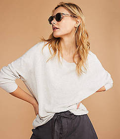Lou & Grey Dolman Sweater