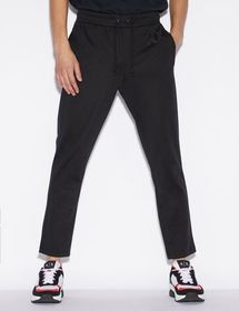 Armani TROUSERS WITH SIDE CONTRASTING BAND