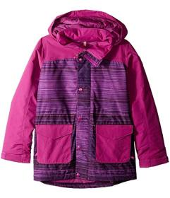 Burton Grapeseed Sunset Stripe/Grapeseed