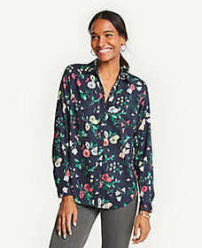 Floral Essential Shirt
