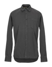 NUDIE JEANS CO - Solid color shirt