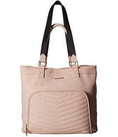 Rampage Two-Way Tote with Chevron Quilted